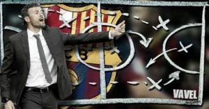 La Previa de Luis Enrique: sin Neymar en el Coliseum