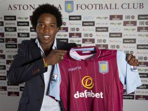 ''La Roca'' Sánchez ya es del Aston Villa