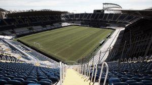 El Almería venció una vez en La Rosaleda
