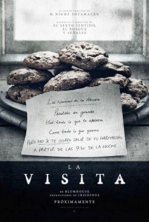 Crítica de 'La Visita': quiero mucho a mis abuelos