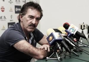 """Ricardo La Volpe: """"Vamos contra uno de los rivales más fuertes"""""""