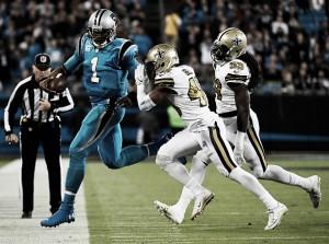 Panthers vence Saints com ataque eficiente, mas segue longe dos playoffs