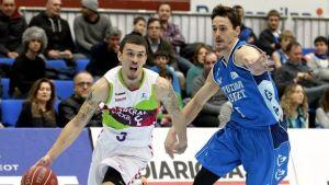 El Laboral Kutxa se pasea ante el Gipuzkoa Basket