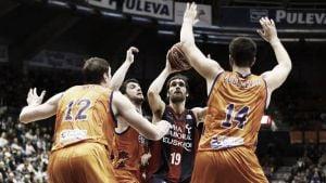 Laboral Kutxa - Valencia Basket: lucha de colosos