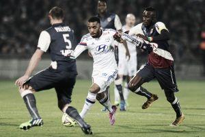 Lyon enfrenta Bordeaux pensando terminar temporada de forma positiva, enquanto adversário quer vingança