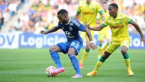 L'Olympique Lyonnais veut maintenir sa dynamique