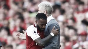 """Lacazette sobre Wenger: """"Siempre le estaré agradecido"""""""
