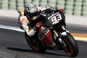 MotoGP, Test Valencia: Márquez il più rapido nella prima giornata