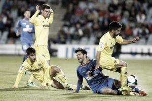 Villarreal - Getafe: tres puntos para acercarse a Europa