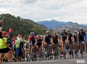 Naranco, Lugones y Lagos de Covadonga, menú asturiano para la Vuelta 2016