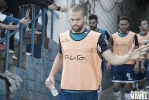 """Víctor Laguardia: """"Hemos trabajado mucho y bien, pero no han llegado los resultados"""""""