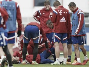 Philipp Lahm fractures ankle, out for three months