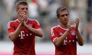 Lahm: I'm not sad Kroos has gone