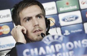 """Philipp Lahm: """"El partido fue de ida y vuelta, y ese no es nuestro estilo de juego"""""""