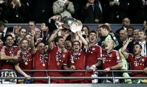 La passe de 5 pour le Bayern !