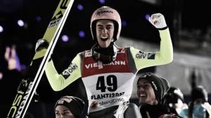 Salto con gli sci - Lahti 2017: Stefan Kraft si impone sul normal hill, Wellinger ed Eisenbichler completano il podio