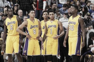 Are the Los Angeles Lakers set for a summer overhaul?