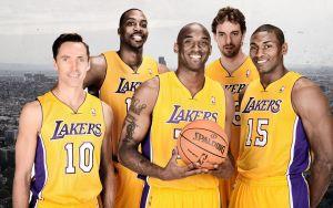 Unos Lakers en 'stand by', de posibles campeones al ostracismo