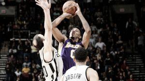 Resumen NBA: Kobe pospone su cita con la historia; Grizzlies, Bulls y Wizards no fallan