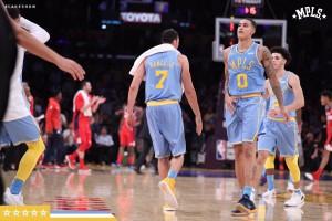 NBA - Golden State e Los Angeles Lakers di rimonta, Toronto e Washington al tappeto