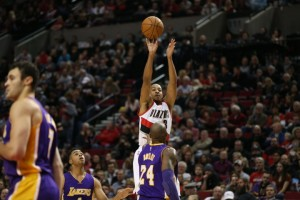 Lillard, McCollum Combine For 57 To Lead Portland Trail Blazers Over Los Angeles Lakers