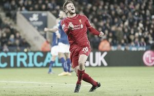 Leicester City 1-3 Liverpool: Rodgers' men down ten man Foxes