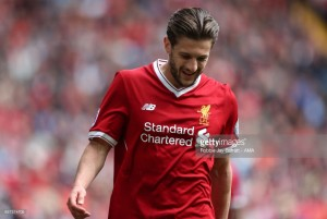 Adam Lallana faces tricky task to return to free-scoring Liverpool attack