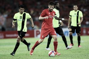 Lallana says strong pre-season will only help the Reds start the Premier League campaign well