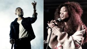 Kendrick Lamar y SZA lanzan 'All the Stars'