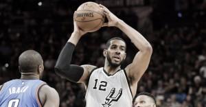 Resumen NBA: los Thunder se vengan en San Antonio y los Cavs comienzan ganado