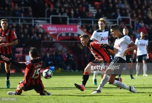 Tottenham Hotspur player ratings from a difficult draw at Bournemouth