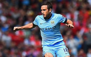 Lampard is open to the prospect of extending is stay at Manchester City