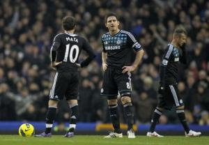 Resurgent Everton comfortably beat limp Chelsea