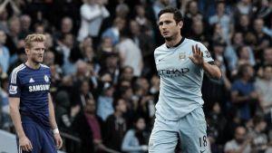 Al Chelsea se le atraganta una ración de Lampard