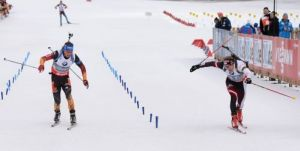 Biathlon: a Ruhpolding staffetta maschile all'Austria
