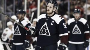 La NHL suspende a Landeskog