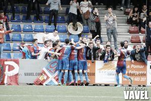 Unión Popular de Langreo - Unión Deportiva Logroñés: la temporada en un partido