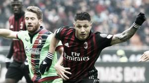 """Milan-Crotone, le voci del post partita. Montella: """"Lapadula ci sta mettendo l'anima"""""""