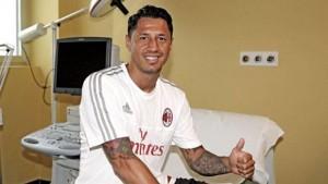 Lapadula ficha por el AC Milán y ya dice sus primeras palabras como rossonero