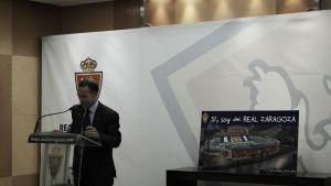 """""""Sí, soy del Real Zaragoza"""", campaña de abonados 2014-15"""