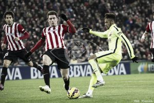 Athletic - Barcelona: puntuaciones del Athletic, jornada 22 de la Liga BBVA