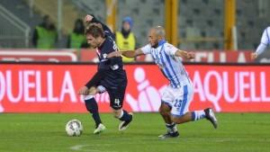 Serie B, Lapadula riprende il Vicenza al 92': 1-1 all' Adriatico