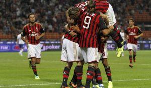 El Milan vuelve al camino de la victoria
