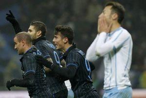 Kovacic y Palacio dan a la Lazio un dulce amargo por Navidad