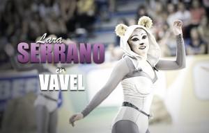 """Entrevista. Lara Serrano: """"Quiero obtener un primer puesto en un Mundial"""""""