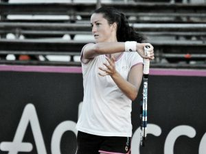 """Lara Arruabarrena: """"Solo pensamos en hacerlo bien y ganar"""""""