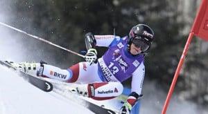 Aspen, slalom gigante femminile: Shiffrin butta via la gara, torna alla vittoria Lara Gut. Terza la Brignone