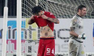 Adán debutó en la Serie A dejando su puerta a cero