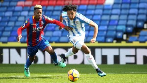 Romoney Crichlow-Noble: Huddersfield youngsterhopeful of a first-team chance