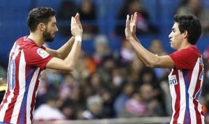 رسمياً : أتلتيكو مدريد يعلن رحيل كاراسكو وغايتان